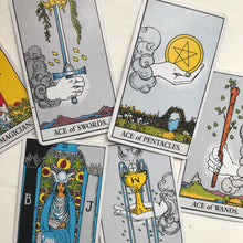 Load image into Gallery viewer, tarot class columbus ohio introduction to tarot cards beginner workshop new age witchy