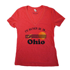 Rather Be in Ohio Tshirt