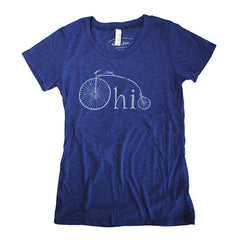 Ohio Bike Tshirt