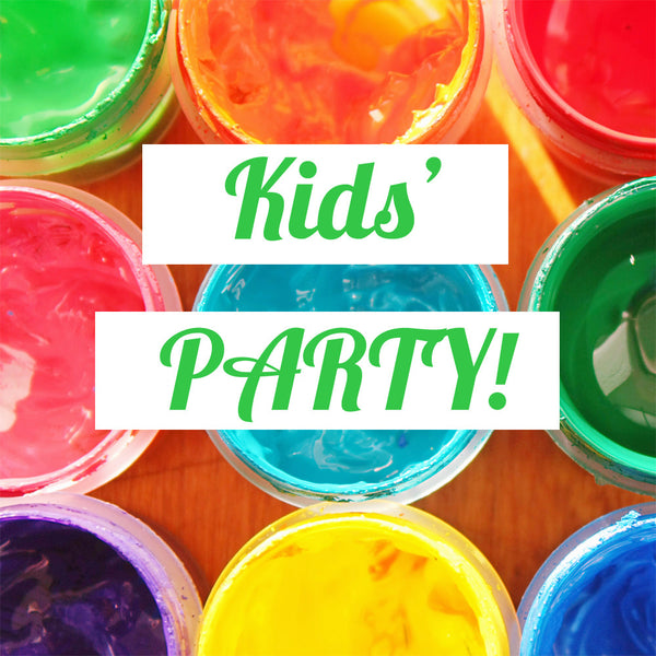 Private Kids' Party!: Booking Deposit