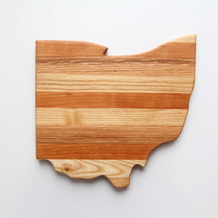 Ohio Cutting Board