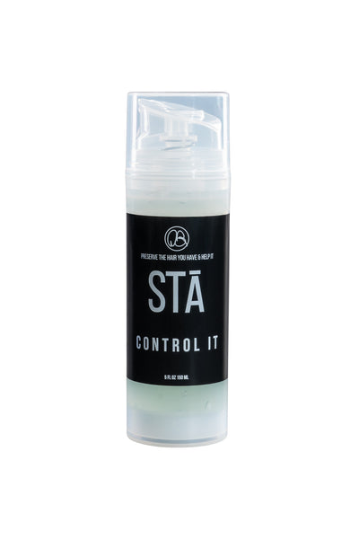 STA - CONTROL IT Flexible Hold Hair Gel - For Men