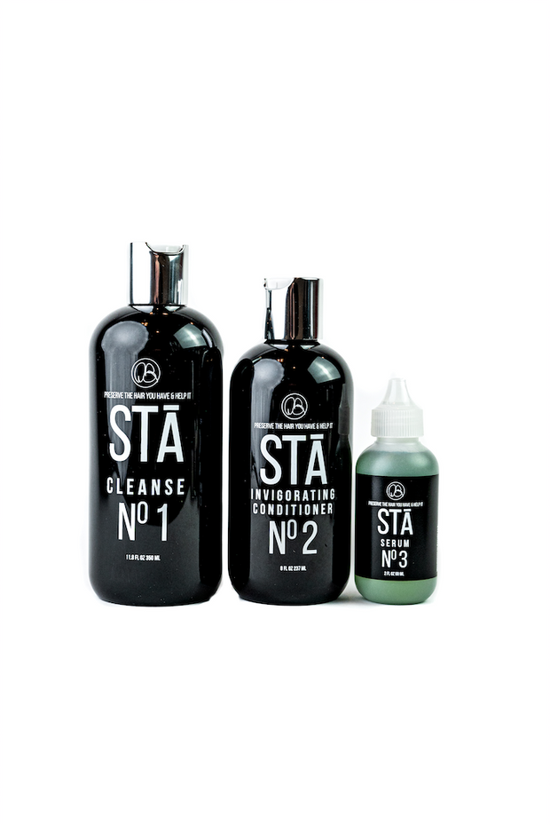 STA - No2 Invigorating Conditioner - For Men