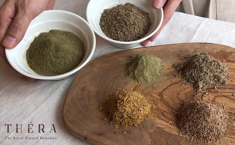 Théra The quality of herbs