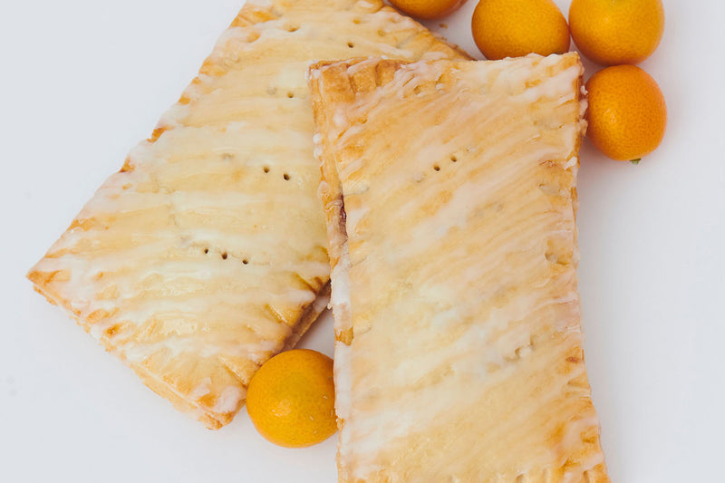 Kumquat Gluten Free PopTarts (set of 2)