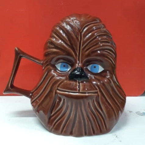 Taza 3D Chewbacca - STAR WARS