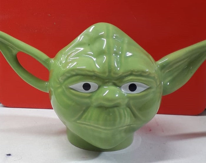 Taza 3D - Yoda - STAR WARS