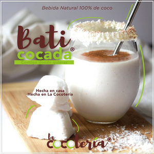 Baticocada ICE - Empaque 800 gr