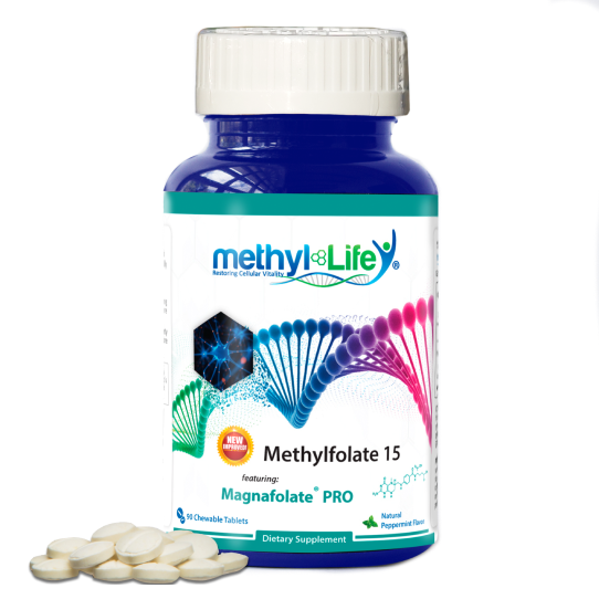 l-methylfolate 15 mg