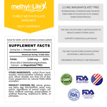 Pregnancy Bundle - Chewable Methylated Multi + L-Methylfolate 2.5 + Hydroxocobalamin