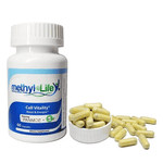 Cell Vitality - NADH + CoQ10 - 60 Capsules