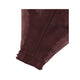 Ladies Burgundy Lace Tanga Panty