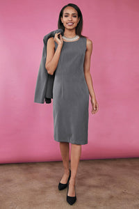Suiting Separates Fully Lined Sheath - Petite