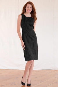 Suiting Separates Fully Lined Sheath - Misses