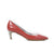 Roger Vivier Decollete Donna Lady Decollete Kitten Heels - Red