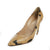 Roger Vivier Decollete Donna Lady Decollete Md Cream Stiletto