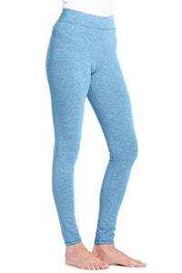 Wide Waistband Leggings - Petite