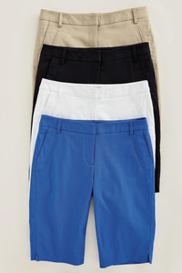 Super Slimmer Tummy-Control City Shorts - Petite