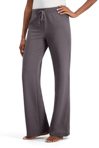 Perfect Fit Stretch French Terry Pant - Petite