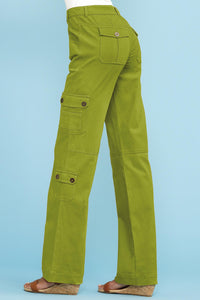 Stretch Cargo Pants - Tall