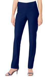 Dream Fit Bi-Stretch Straight Leg Pants - Misses