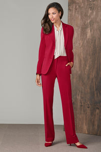 Casual Suiting Separates Longer Length Blazer - Misses
