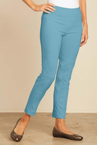 Classic Fit Ankle Length Pants By Slim-Sation