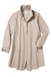 3/4-Sleeve Tunic Shirt By Foxcroft