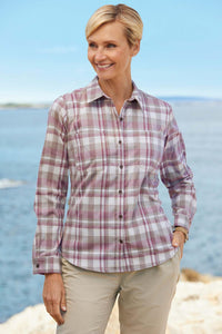 Thermotech Flannel Button-Down Shirt By Royal Robbins