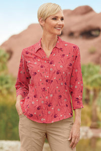 Expedition Print Shirt By Royal Robbins
