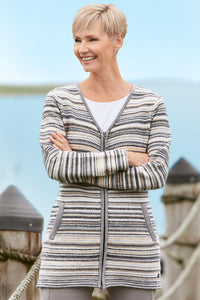 Frost Zip Cardigan by Royal Robbins®