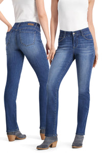 Ruby Straight Leg Jeans by JAG®