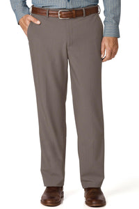 Traveler's Twill Bi-Stretch Flat-Front Pants