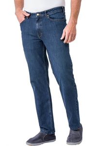 Traditional Fit Travel Jeans