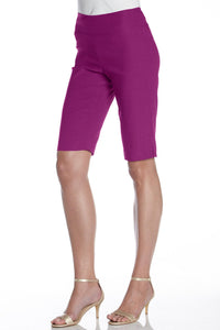 Super Slimmer Bi-Stretch Shorts - Plus