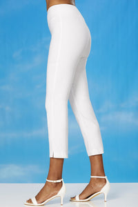 Petite Super Slimmer Bi-Stretch Capri Pants
