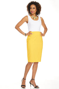 Suiting Pencil Skirt - Tall