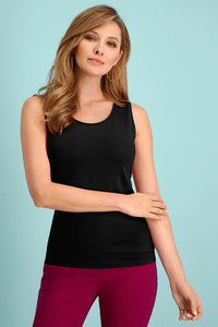 Knit New Layering Tank - Misses