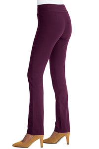 Bistretch Straight Leg Pants - Plus