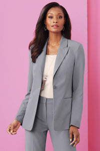 New Seasonless Suiting Blazer - Plus