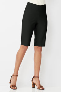 Super Slimmer Bi Stretch Modern Shorts - Plus