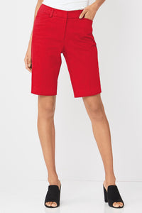 New Updated Bermuda Short - Petite