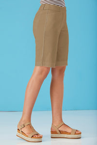 New Updated Bermuda Short - Plus