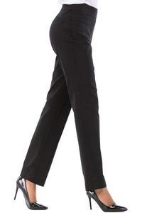 Misses M Career Slim Fit Pant