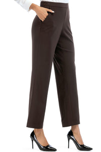 Misses M Pnt Pull On Dress Pant With Pockets