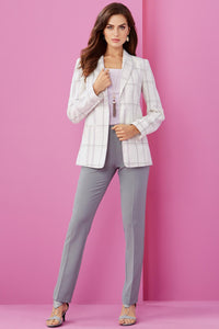 Slim Leg Suiting Pants - Tall