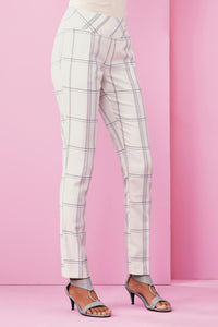 Seasonless Slim Leg Suiting Pants - Misses