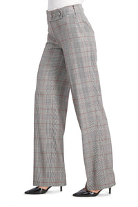 Straight Leg Suiting Pant - Misses