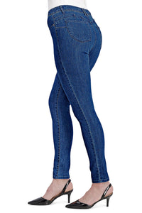 Curvy High Waisted Skinny Jeans - Misses
