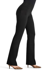 Updated Bi Stretch Bootcut Pant - Plus